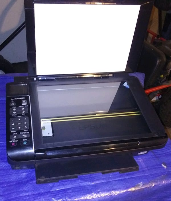 Epson Stylus NX515 ALL IN ONE printer, copier, scan, WIFI ready 2