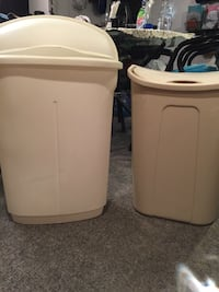 2 / 13  Gallon Garbage Cans  Wilkes Barre, 18702