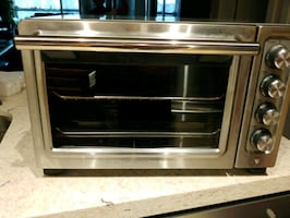 Kitchen aid toster oven