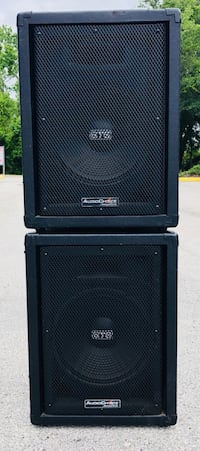 "Audio Choice by Sound Tech 12"" PA or DJ Speakers Jacksonville"