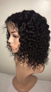 Brand new closure Brazilian wig 10 inches Toronto, M3N 2K4