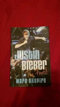 Justin Bieber The Fever by Marc Shapiro book Baton Rouge, 70816