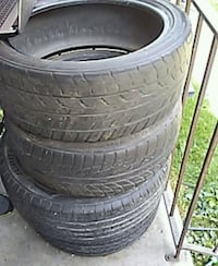 four vehicle tires Provo, 84601