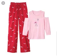 Women Pajama Set.  2X.  New Edmonton, T6M 2G7