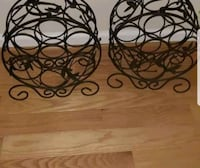 2 circular wine racks excellent condition  Abingdon, 21009