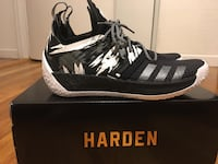 New Harden vl.2 Black boost size 9  New York