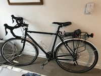 Touring bike / shimano 105 with extras Seattle, 98126