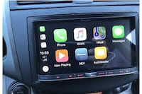 PIONEER 4200 Nex Faceoff double din with apple CarPlay and hmdi inputs with a extra faceplate  Chicago, 60617