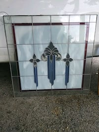 Stained glass 4ft by 4ft approximately Kansas City, 66106
