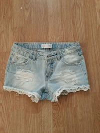 Denim skjorts str 146  Jessheim, 2050
