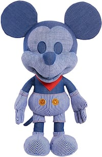 Disney Year of The Mouse Collector Plush- Train Conductor Mickey Mouse