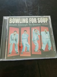 2 Bowling For Soup cds Bristol, 37620