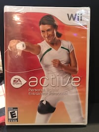 Wii Active personal trainer Toronto, M2L 2S9