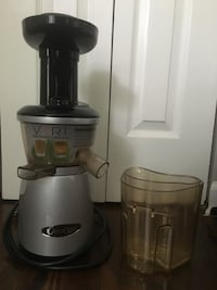 gray and black Breville power juicer Rockville, 20850