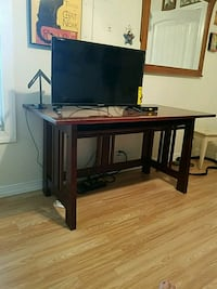 Mission style desk 30X30X57 San Antonio, 78212