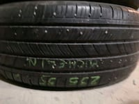 235/55R17 Michelin Pair of 2 Airdrie, T4B 3K9