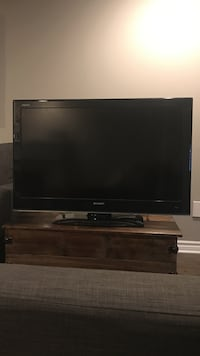 Sharp tv without remote Ingersoll, N5C 1H4