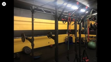 Pull-up Rig and Squatrack w/ Accessories