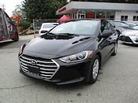 2017 Hyundai Elantra GL WITH REAR VIEW CAMERA langley, v3a1n2