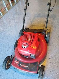 Toro self propelled mulching mower Glenn Dale