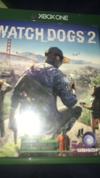 Watch dogs 2 Xbox one New Waterford, 44445