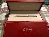 S G Dupont/sliver n gold plated pen Alexandria, 22312