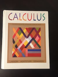 Calculus alternate 6th Edition by Larson