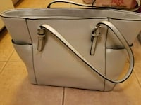 Silver MaoMao bag Chevy Chase