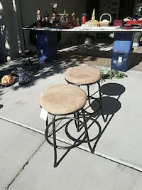 Stools 2 for $25