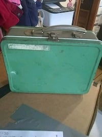 Vintage green and gray lunchbox  Warner Robins, 31093