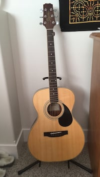 Segovia acoustic guitar