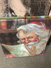 Santa canvas Haughton, 71037