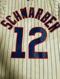 Schwarber home jersey Maywood, 60153