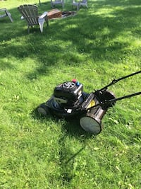Black push mower Lindsay, K9V 3W4
