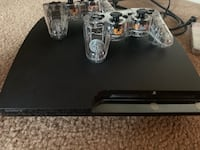Barely used PS3 works perfectly. 2 wireless controllers. 15 games Severna Park, 21146