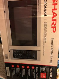BRAND NEW MICROWAVE IN BOX Middletown, 22645