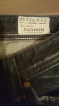 blue Diesel Darron denim bottoms