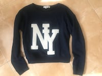 Sudadera xs /s new York