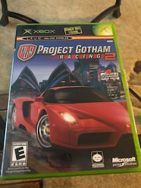 XBOX GAME PROJECT GOTHAM RACING 2 Toronto, M1S 1V9
