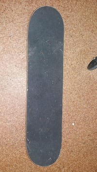 8e014349d1 Used black skateboard deck for sale in Queens - letgo