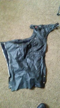 Leather chaps Norman, 73071