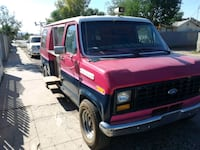 red and black Ford single cab pickup truck Phoenix, 85033