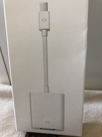 Adapter from Apple. New and original  Oslo, 0864