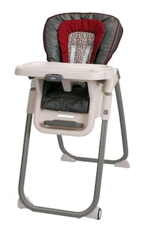 New Graco Table Fit High Chair, Finely Hesperia, 92345