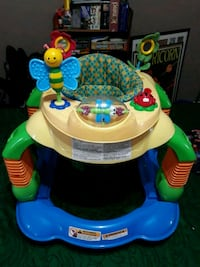 Delta Children's 4 in 1 Activity Center
