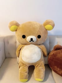 Big Rilakkuma toy
