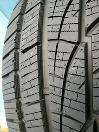 winter tires new 225/45r17 215/50r17 new Montreal, H8T 1A6