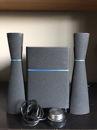Edifier M3200 speaker system Mississauga, L5A 3Y9