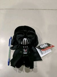 Darth Vader Funko Star Wars Galactic Plushie Richmond, V6Y 0A9