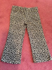 2T printed jean pants Chicago, 60625